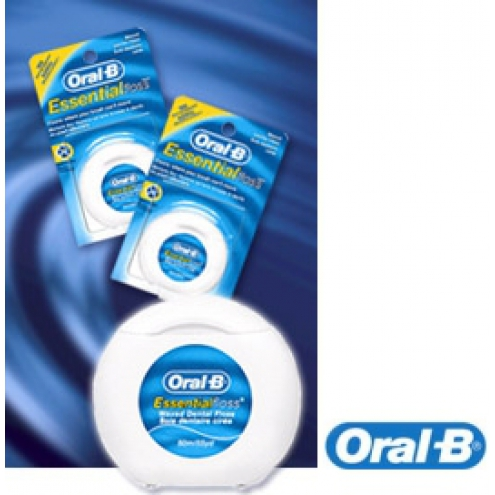Зубная Нить Oral-B Essential Floss Инструкция