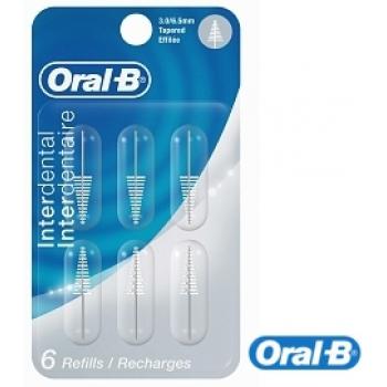 Конические ершики для Oral-B Interdental Brush System