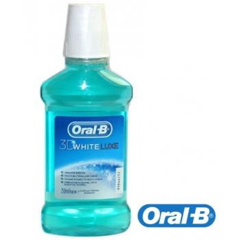 Ополаскиватель полости рта Oral-B 3D White Luxe