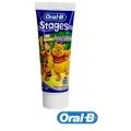Детская зубная паста Oral-B Stages Winni. Ягодный взрыв