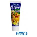 Детская зубная паста Oral-B Stages Winni