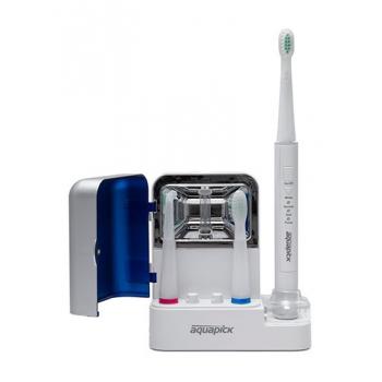 """Звуковая пульсирующая зубная щётка Aquapick AQ-110. Интернет-магазин """"Дента-плюс""""."""